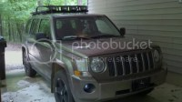 Homemade ARB Touring Style roof rack - Jeep Patriot Forums