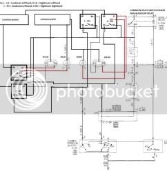 heavy duty headlight harness wiring diagram [ 1024 x 977 Pixel ]