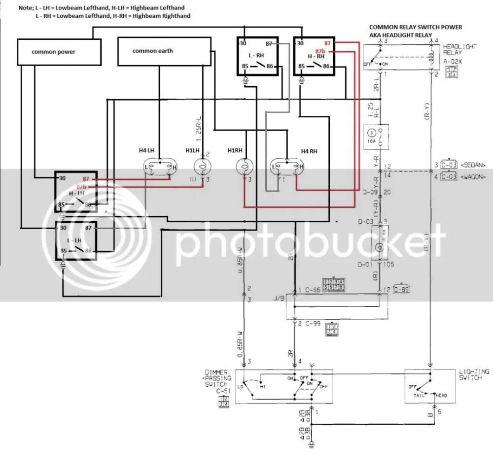 medium resolution of heavy duty headlight harness wiring diagram