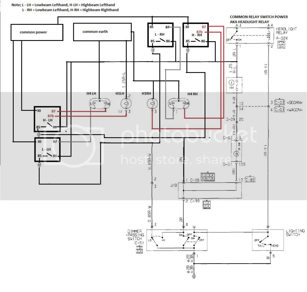 hight resolution of heavy duty headlight harness wiring diagram