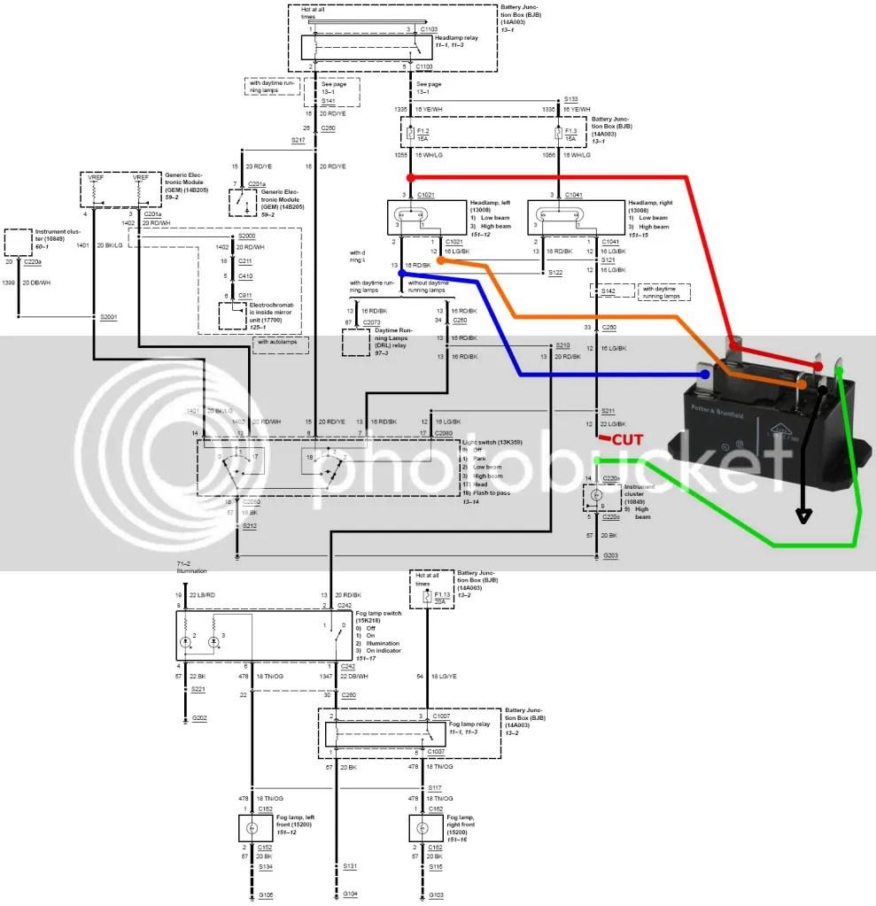 2001 escape engine diagram