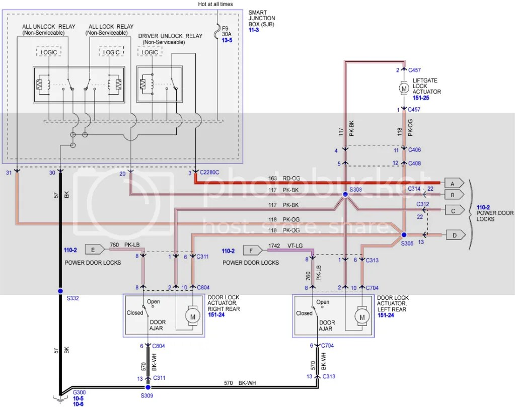 hight resolution of wiring diagram 2005 ford escape readingratnet esc2006powerlockrelays wiring diagram 2005 ford escape 05 silverado power door