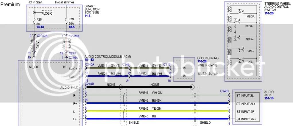 ford escape radio wiring diagram online wiring diagram