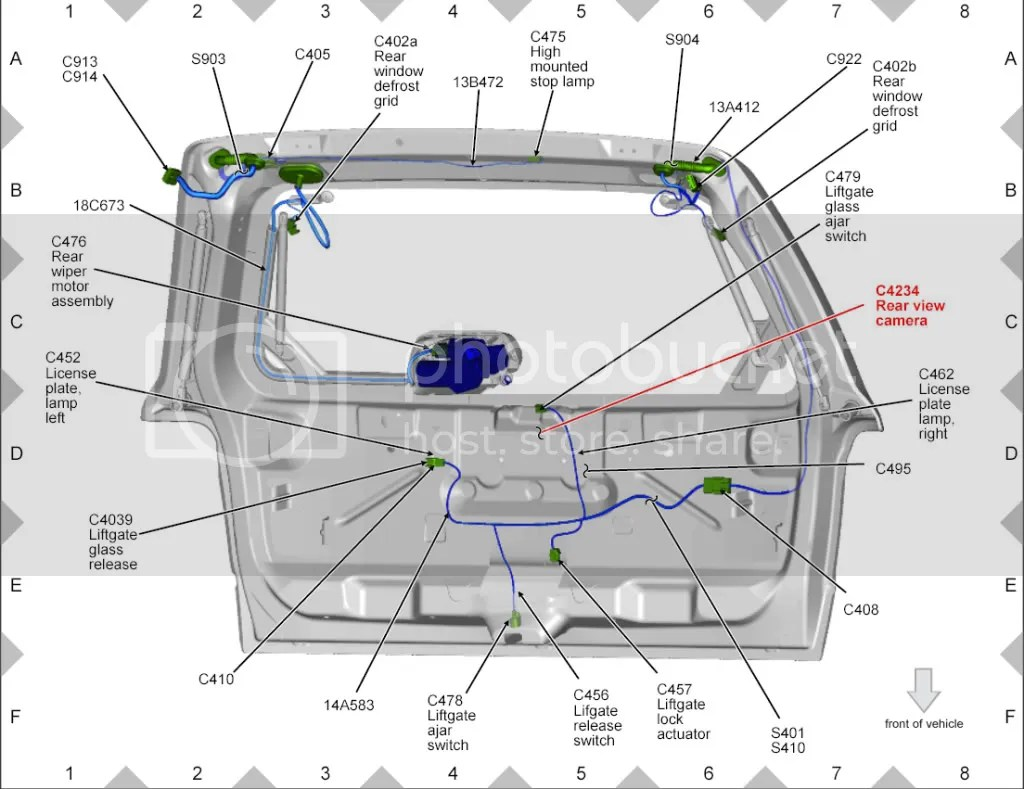 hight resolution of 2009 ford escape lift gate wiring wiring diagram datasource 2009 ford escape lift gate wiring guide