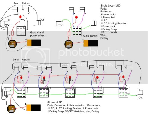 small resolution of looper wiring diagram wiring diagram third leveltrue byp looper volume led dpdt switch wiring diagram wiring
