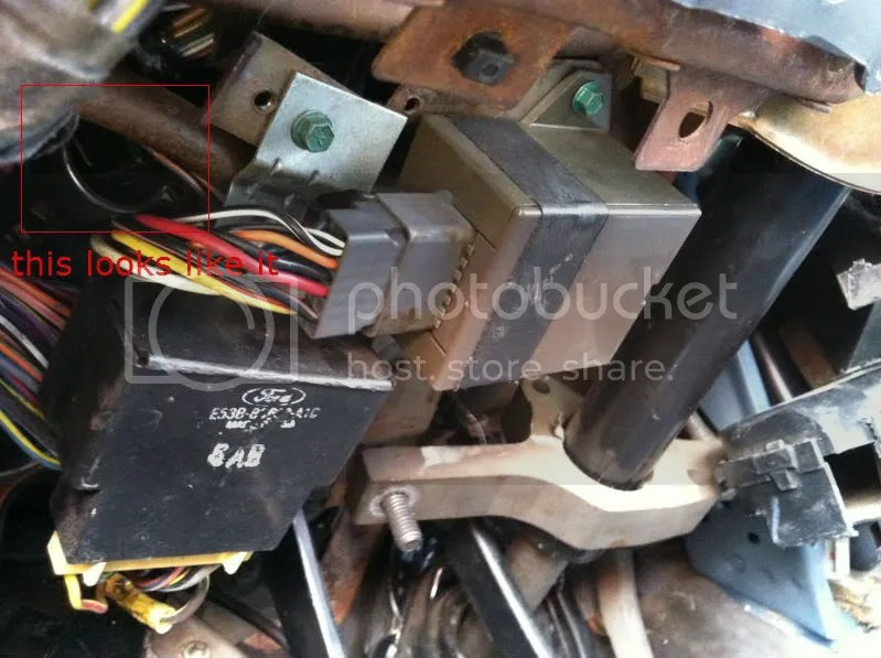 2000 F250 Fuse Box Diagram 1987 Foxbody Turn Signals Stopped Working Ford Mustang