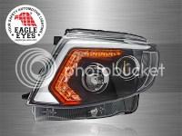 Buy FORD RANGER T6 2011 - 2014 EAGLE EYES LED Light Bar ...