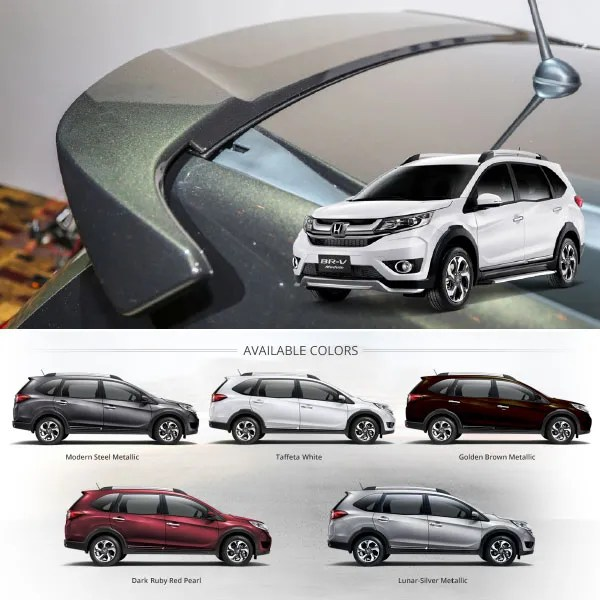 jual spoiler grand new avanza harga mobil all kijang innova 2017 buy car body kits bumper skirting diffuser bonnet honda brv br v 2015 oem modulo style abs rear trunk with