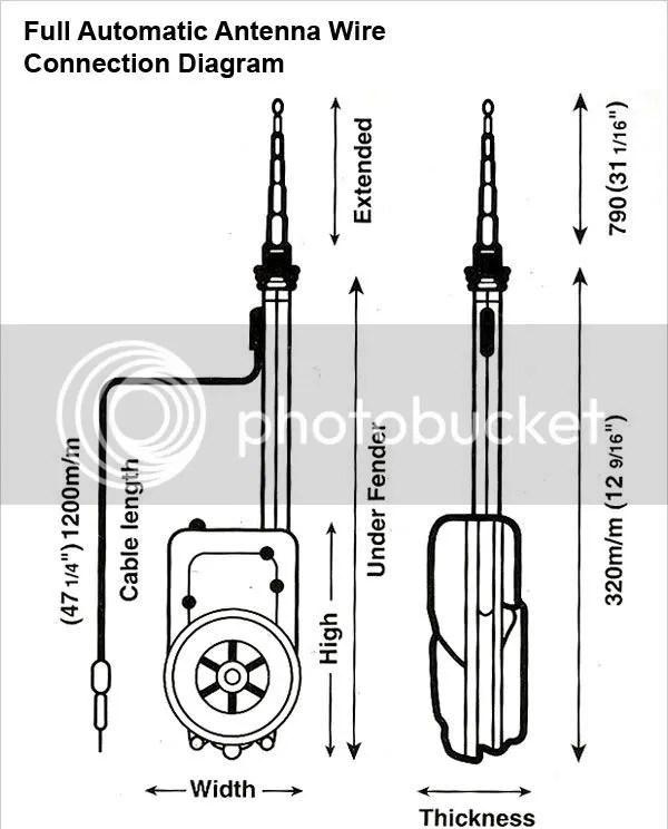 Buy NIPPON POWER Full Automatic Rotom Motorized FM/ AM