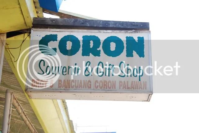 Coron Souvenir Shop