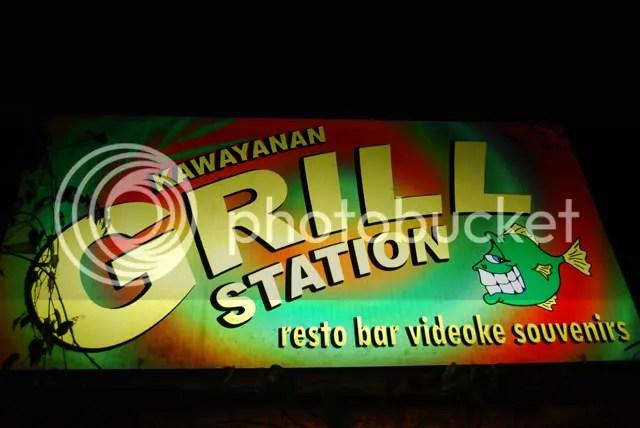Kawayanan Grill Station