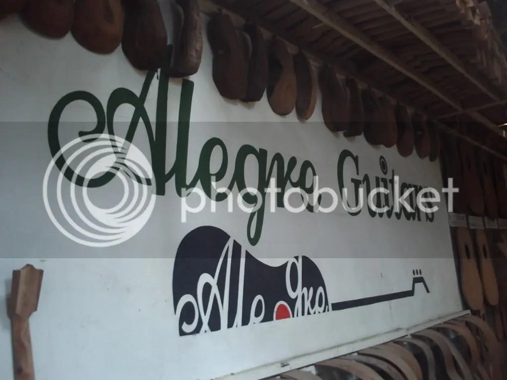 Alegre Gitar Factory
