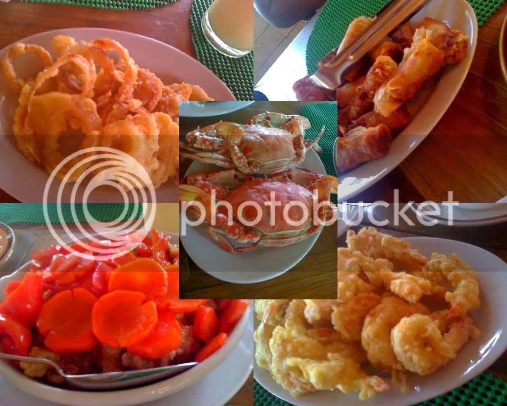 Dishes we ordered at at Kota