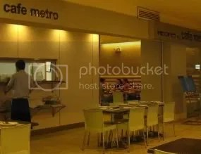 Recipes by Café Metro in Shangri-la Plaza Mall