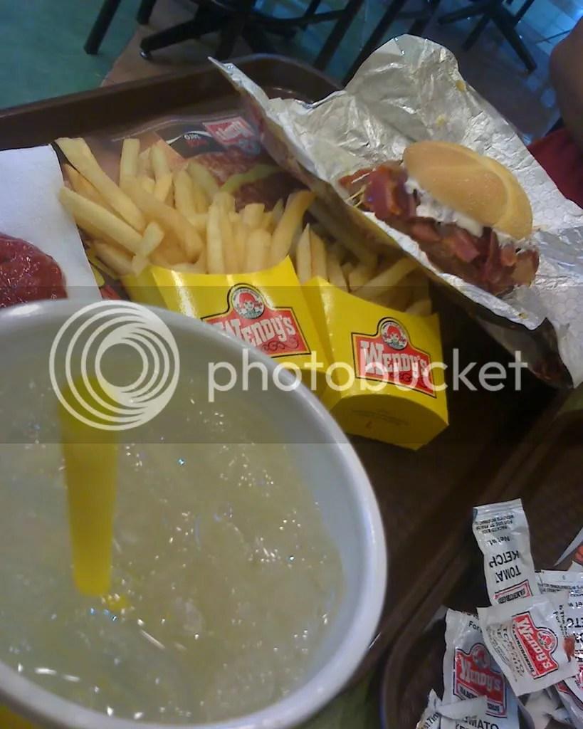 Baconator Meal