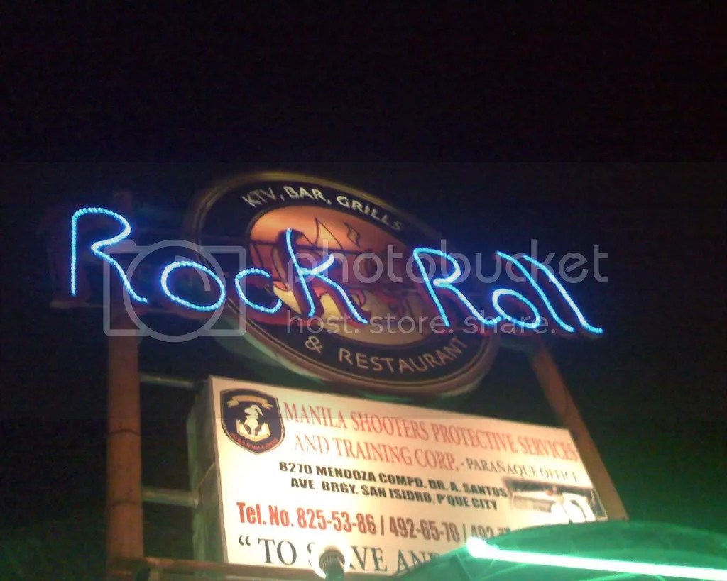 Rock n Roll Bar