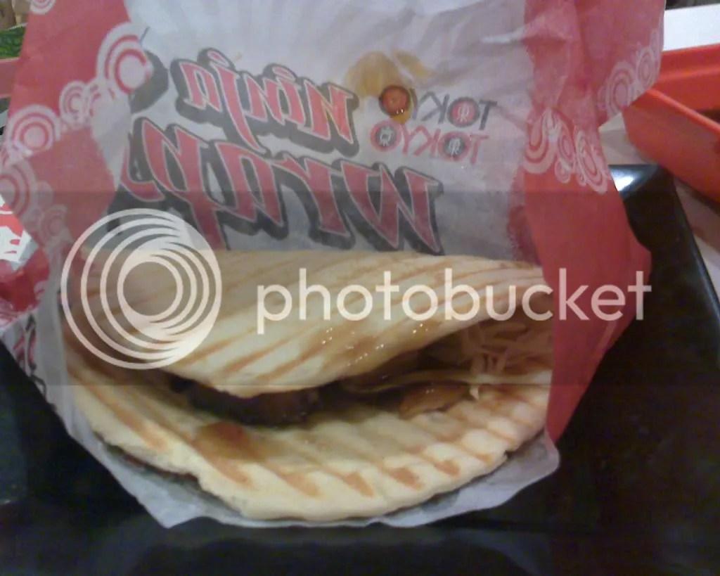 Chicken Ninja Wraps