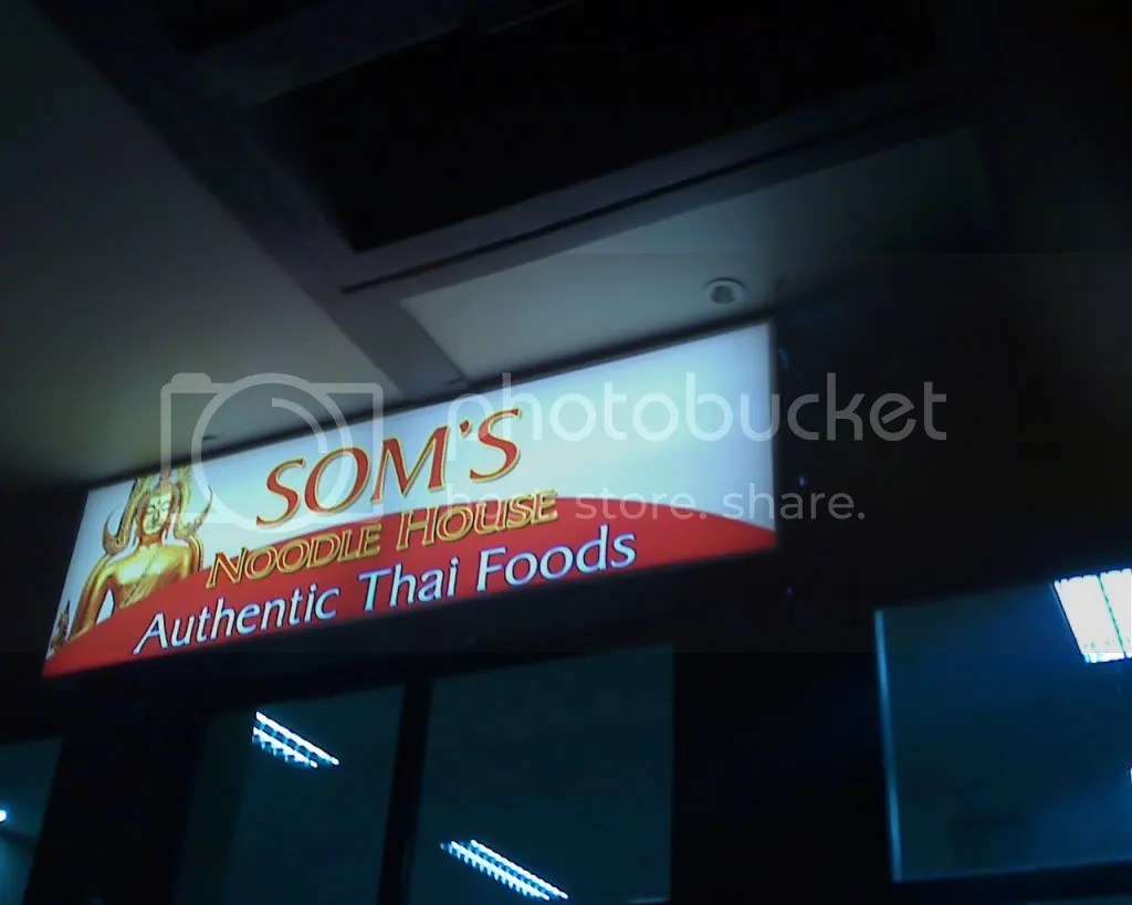 Som's Noodle House