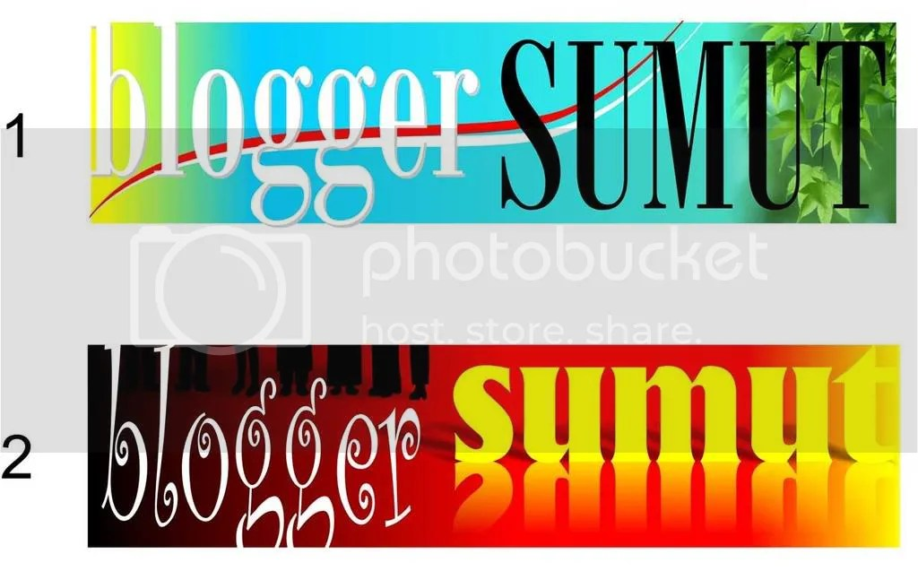 logo blogger sumut