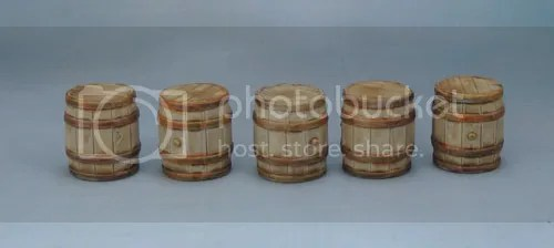 Monolith Games Conan board game Adventure Pack Barrels