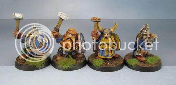 Citadel Oldhammer Norse Dwarfs Dwarves