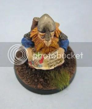 Citadel Dwarf Adventurer, Map Reader