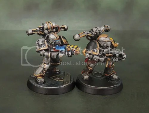 Iron Warriors Chaos Space Marines