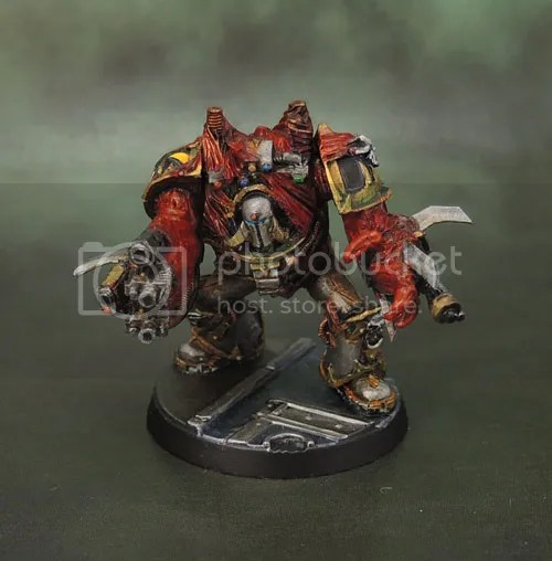 Iron Warriors Chaos Obliterator