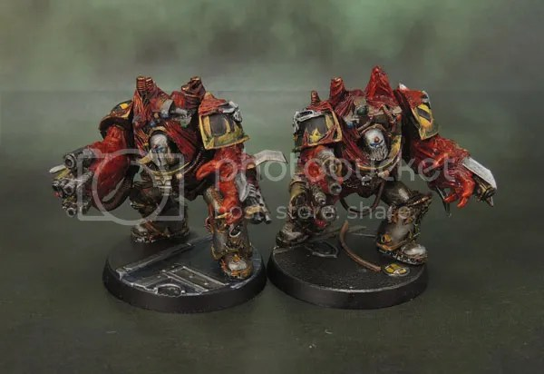 Iron Warriors Obliterators