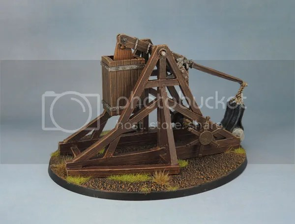 Citadel Gondor Battlecry Trebuchet