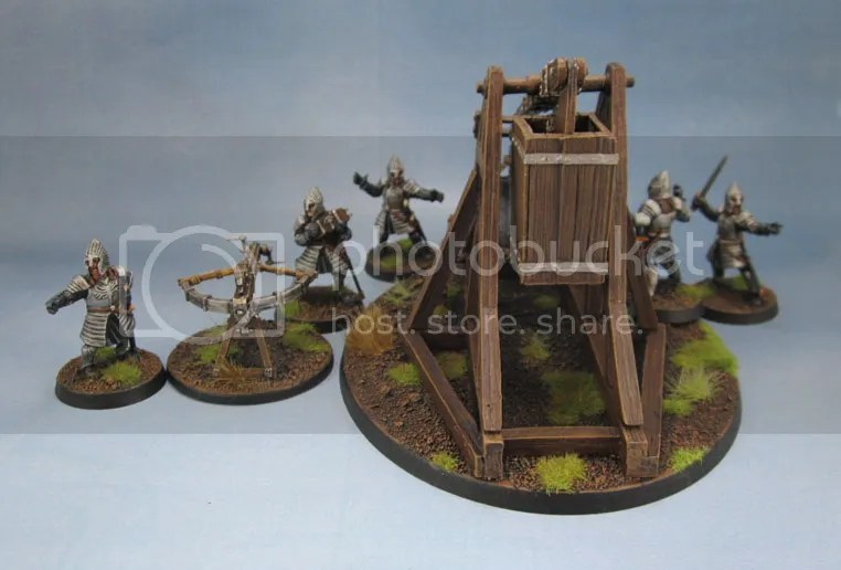 Citadel Avenger Bolt Thrower and Battlecry Trebuchet