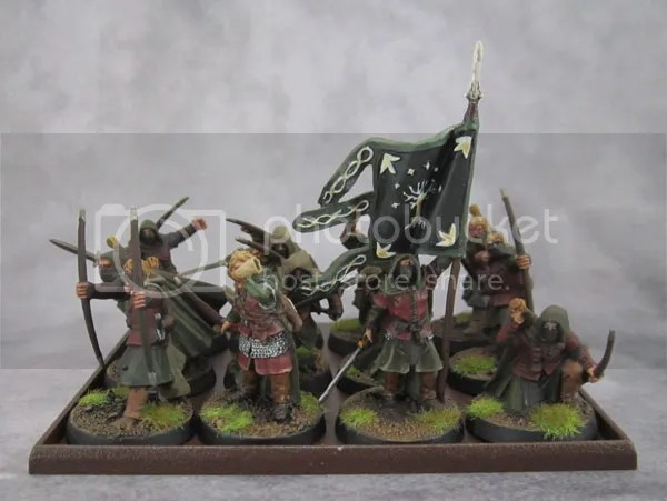 Rangers of Middle-Earth, Blackroot Vale Archer Command