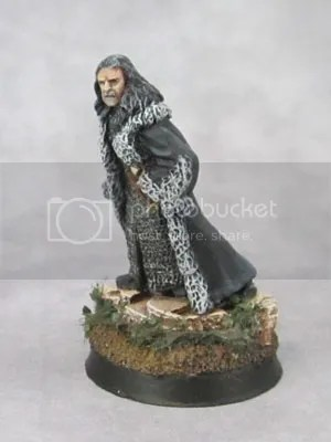 Denethor, Steward of Gondor and Lord of the City.