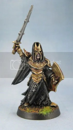 Citadel Black Númenórean Warrior