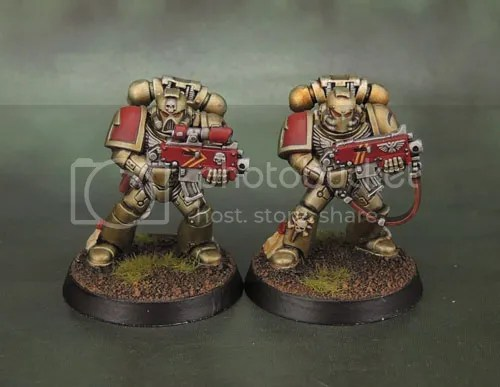 AOBR Tactical Marine, Minotaurs Space Marines