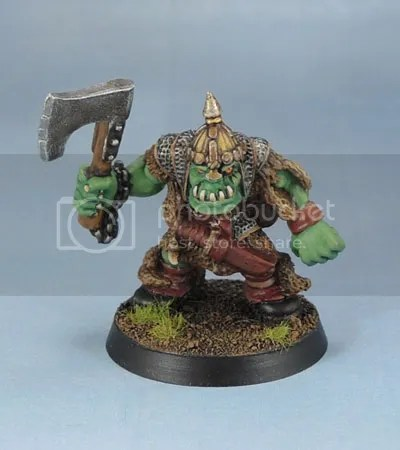 Marauder MM27 Giant Black Orc