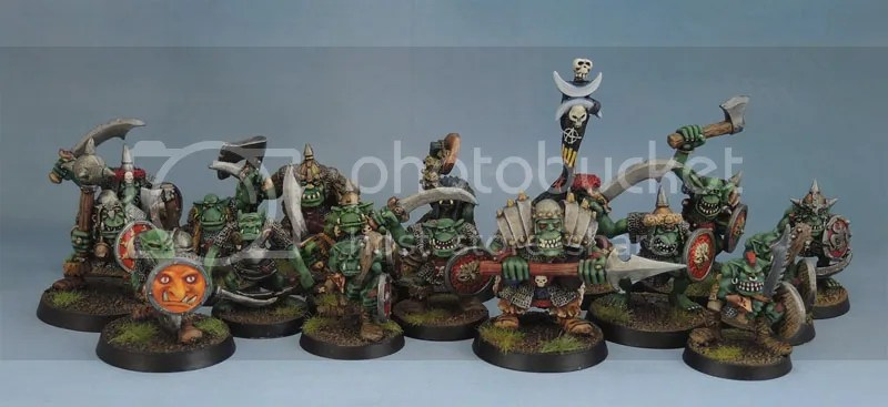 Oldhammer Orcs