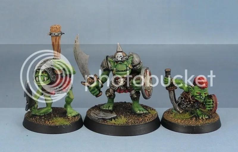 C12 Goblin, Oldhammer Orcs, Kev Adams
