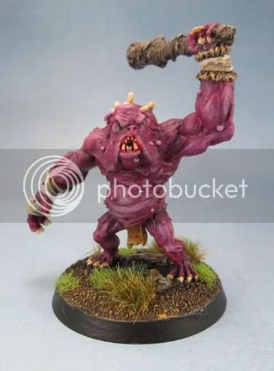 Reaper Miniatures Thornback Troll