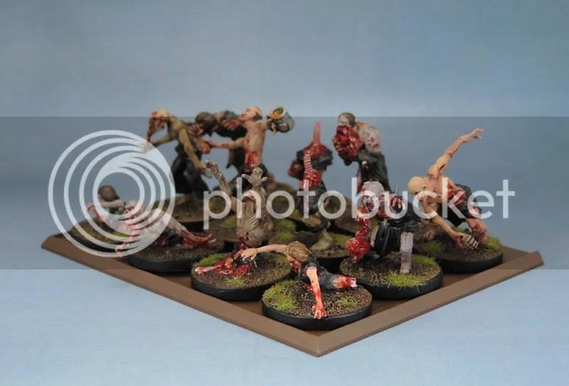 Mantic Games Zombies Kings of War Regiment