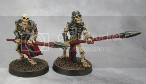 I-Kore Skeleton Spearmen