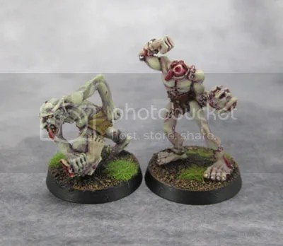 Citadel Oldhammer C18 Night Horror Ghoul, C18 Night Horror Golem
