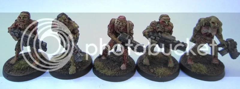 WarZone Dark Legion Zombies!