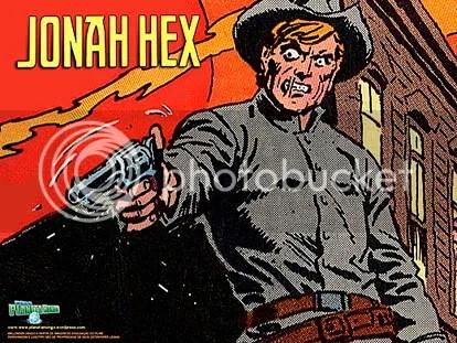 Detalhe da capa Jonah Hex #23, de Luís Dominguez - CLIQUE AQUI PARA FAZER O DOWNLOAD DESTE WALLPAPER
