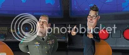 O coronel e o Presidente - CLIQUE PARA AMPLIAR EM BOA RESOLUÇÃO