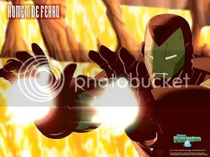 O Invencivel Homem de Ferro - CLIQUE AQUI PARA FAZER O DOWNLOAD DESTE WALLPAPER