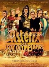 Poster original de Asterix nos Jogos Ol�mpicos - CLIQUE PARA AMPLIAR