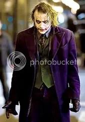 Heath Ledger como Coringa - CLIQUE PARA AMPLIAR