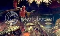 Hellboy enfrenta o exército dourado - CLIQUE PARA AMPLIAR ESTA FOTO