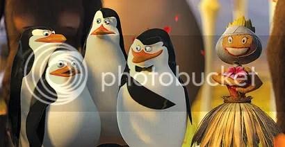 Os pinguins continuam em ação! - CLIQUE PARA AMPLIAR ESTA IMAGEM